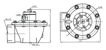 RMF-62电磁脉冲阀说明
